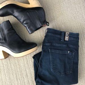 Skargorn Denim - SKARGORN black skinny jeans 😎😎😎