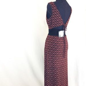 Millenium Dresses & Skirts - NEW Large Cut-Out Open Back Hi Low Maxi Dress Red