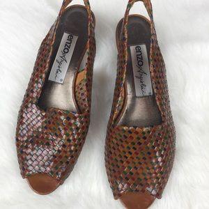 Enzo Angiolini Shoes - enzo Angiolini slingback flats