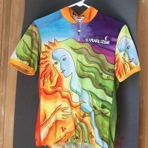 Pearl Izumi Tops - Pearl iZumi Venus Vintage Cycling Jersey Shirt