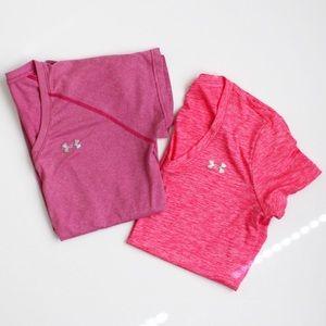 Under Armour Tops - Under Armour shirt bundle