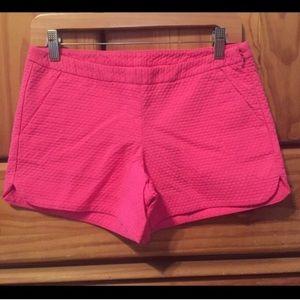 Lilly Pulitzer Pants - Lilly Pulitzer Capri Pink Adie Shorts