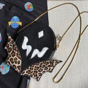 Stella McCartney Handbags - Stella McCartney Superheroes clutch bag