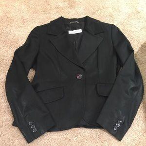 MaxMara Jackets & Blazers - MaxMara Black Blazer