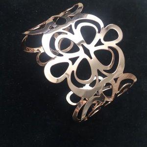 Park Lane Jewelry - Park Lane Rose Gold Bangle