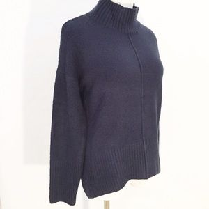 Romeo & Juliet Couture Sweaters - Romeo & Juliet Couture navy sweater