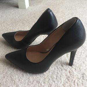 Prabal Gurung for Target Black Pointy Toe Pumps