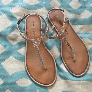 Chinese Laundry Shoes - Chinese Laundry Sandals, size 6
