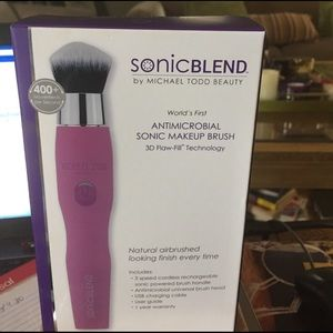 michael todd Other - Sonic make up brush