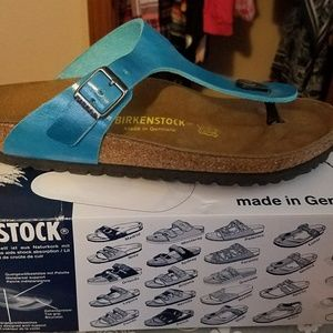 I have a cute pair of BIRKENSTOCK SANDAL