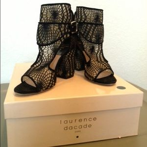 Laurence Dacade Shoes - Laurence Dacade Lace booties