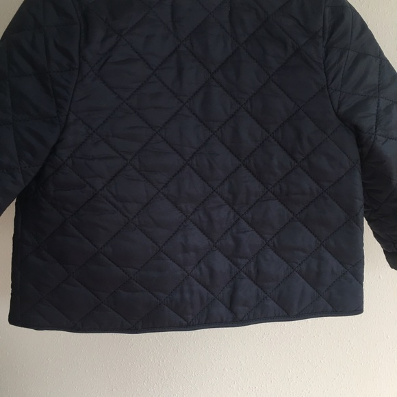 Burberry Jackets & Coats - Burberry light quilted jacket for a 12M baby