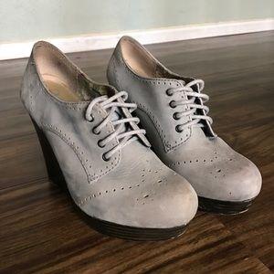 Seychelles Shoes - Oxfords wedge Seychelles