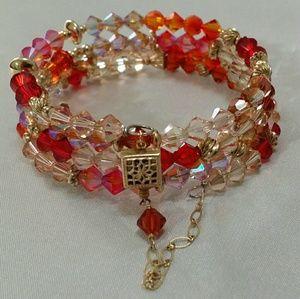 Handmade - IT'S SUMMER - memory bracelet