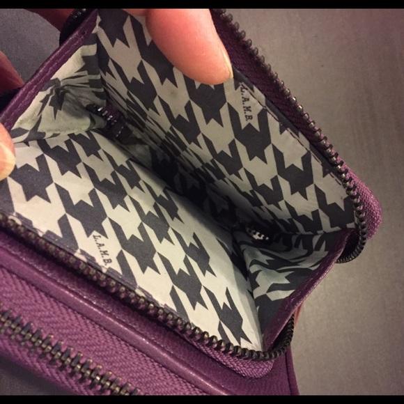 L.A.M.B. Bags - L.A.M.B wallet
