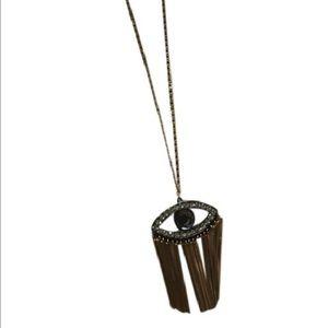 BaubleBar Jewelry - Evil Eye Necklace