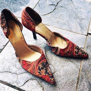 Highlights Shoes - SALE 🌿Arabian Tapestry Heels
