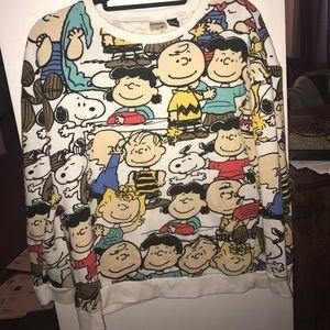 Peanuts Sweaters - Peanuts sweater