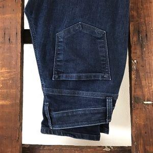 LOFT Denim - Ann Taylor LOFT dark wash Jeans EUC