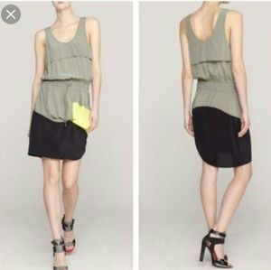 Alexander Wang Dresses & Skirts - Alexander Wang 100% silk color block dress