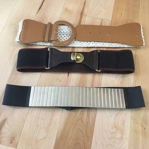 Accessories - Stretch belt lot
