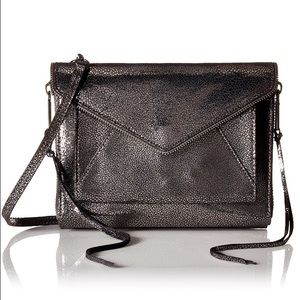 Rebecca Minkoff Handbags - ⚡️53% OFF! Rebecca Minkoff Glam Metallic Crossbody