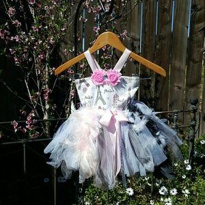 I love Paris Tool Dress