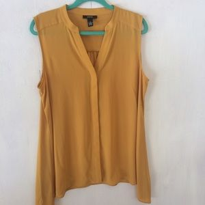 {Alfani} Sleeveless Top