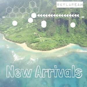 New arrivals weekly! 🎉