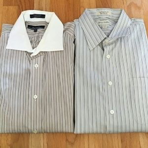 John W. Nordstrom Other - Faconnable/ John W. Nordstrom dress shirts