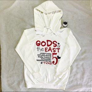 Sweaters - DBSK Kpop Group Hoodie NEW