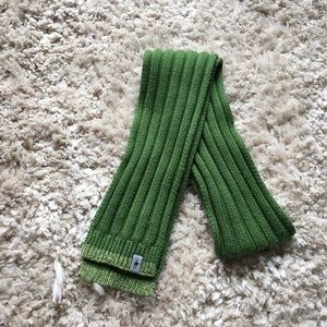 Smartwool Accessories - Smartwool green scarf