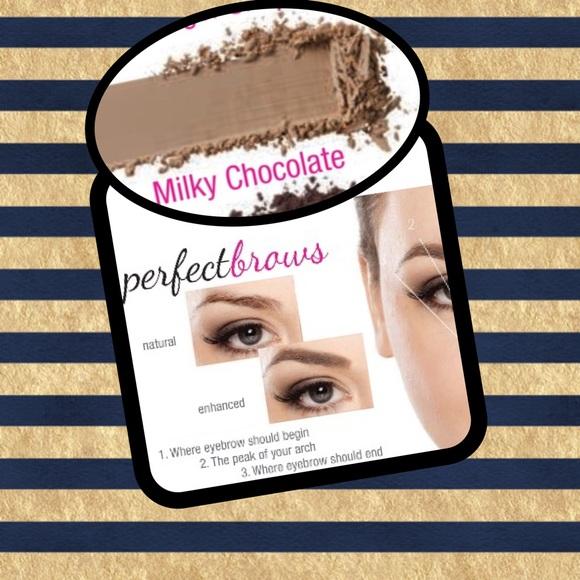 Sweet Minerals Makeup Milky Chocolate Brow Powder Poshmark