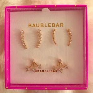 BaubleBar Ear It Is Gift Set of Earrings