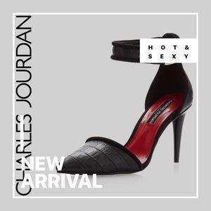 Charles Jourdan Shoes - GORGEOUS CHARLES JOURDAN HONOR PUMP
