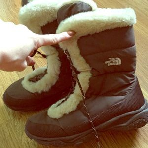 North Face Shoes - North face boots size 7