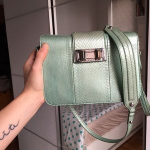 Rebecca Minkoff Handbags - Rebecca Minkoff Mini Box Crossbody Bag LIKE NEW