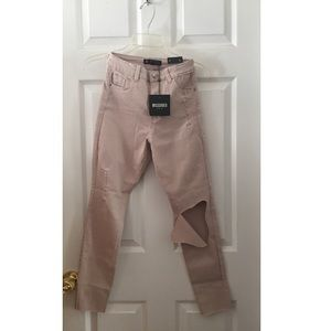 Missguided Pants - Misguided skinny jeans