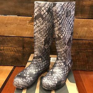 Kamik Shoes - NEW-- Woman's Kamik Medusa Rubber Boots