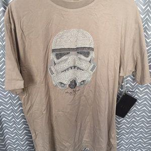 NWT Star Wars Stormtrooper shirt..Large