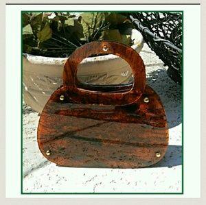 KORET Handbags - Vintage KORET Lucite Handbag