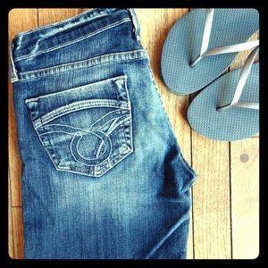 """Big Star Pants - Big Star """"sweet"""" 8"""" Jean shorts"""