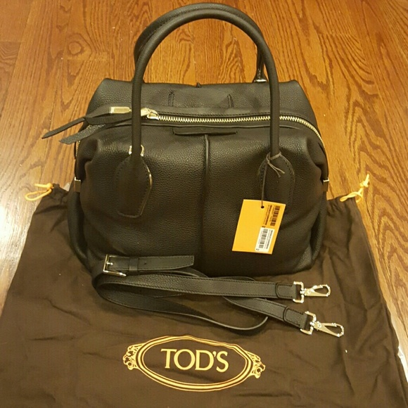 edcad6eb119 Tod's Bags | New With Tag Tods Leather Duffle Bag | Poshmark