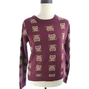 Love by Design Sweaters - Owl Sweater