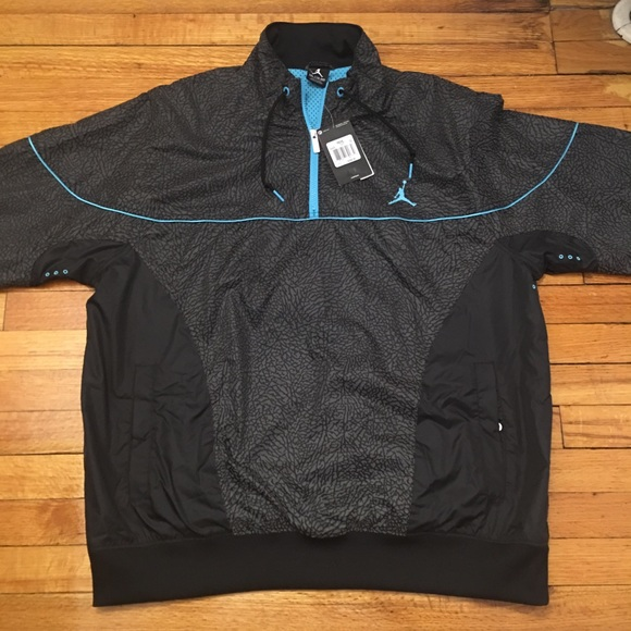 9216819d12f Nike Jackets & Coats | Jordan Mens Half Zip Jacket Retails 200 ...