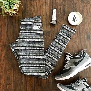 Nike Pants - Nike Leg A See Leggings