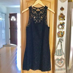 Abercrombie & Fitch Dresses & Skirts - Black Lace Mini Dress