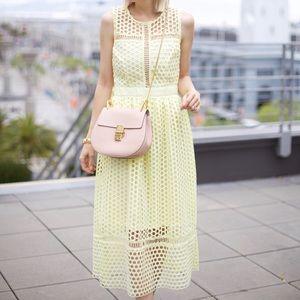 Dresses & Skirts - Lyla Garden Midi Dress - Sherbert