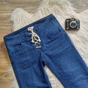 Olsenboye Denim - Olsenboye bell bottom jeans