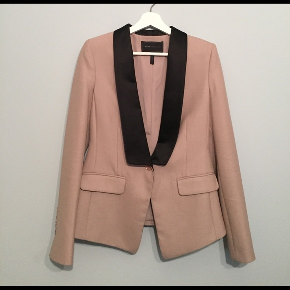 bd06eba8ea5 BCBG Jackets & Coats | Sale Catalina Tuxedo Blazer | Poshmark